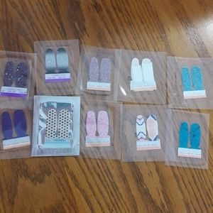 10 different color street /incoco accent packs